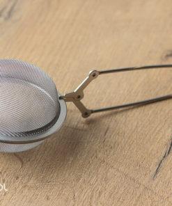 Zaparzacz do herbaty Kleszcze Kula 6,5 cm
