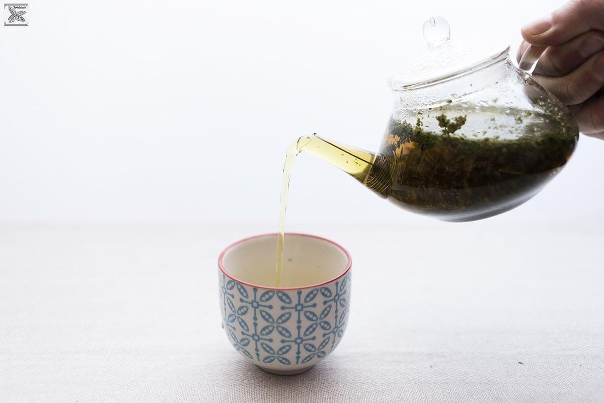 Napar z konopi: parzenie herbatki