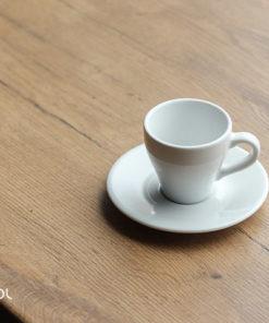Filiżanka do kawy espresso ze spodkiem 60ml