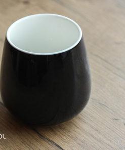 Czarka do herbaty Sara czarna 250ml