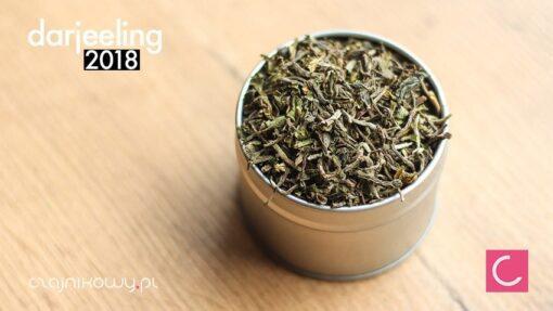 Herbata Darjeeling 2018 Puttabong organiczna