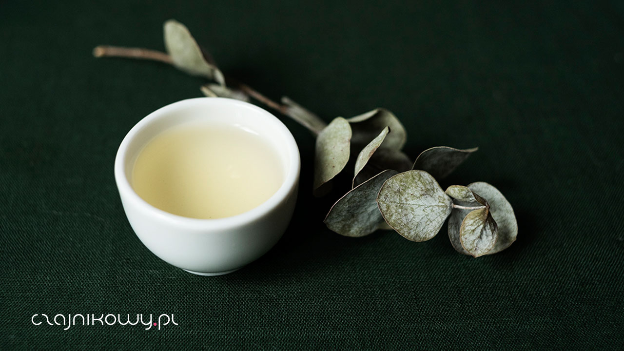 Herbata zielona oolong Haicha, parzenie, opinie
