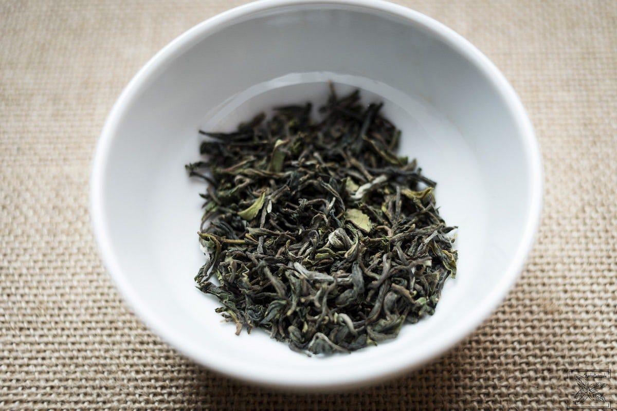 Herbata Darjeeling Orange Valley 2018, susz