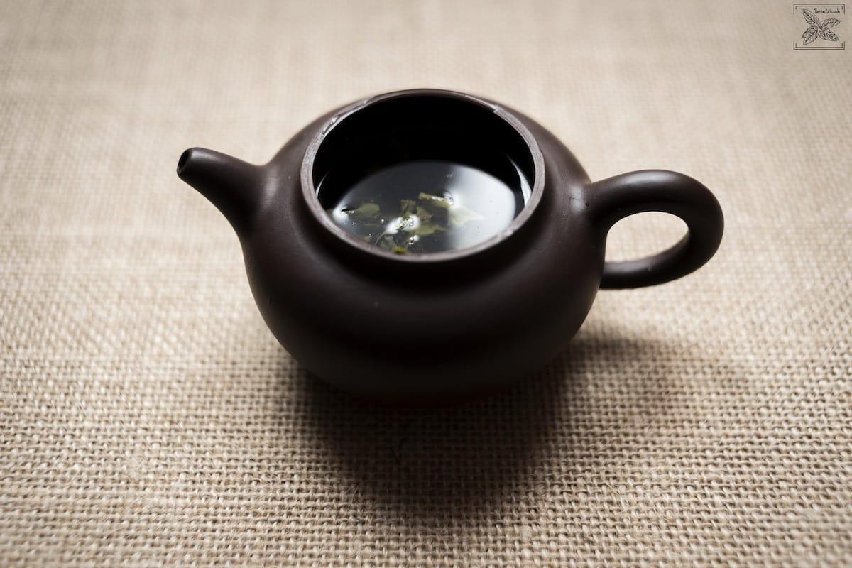 Herbata Darjeeling Orange Valley 2018, trzecie parzenie