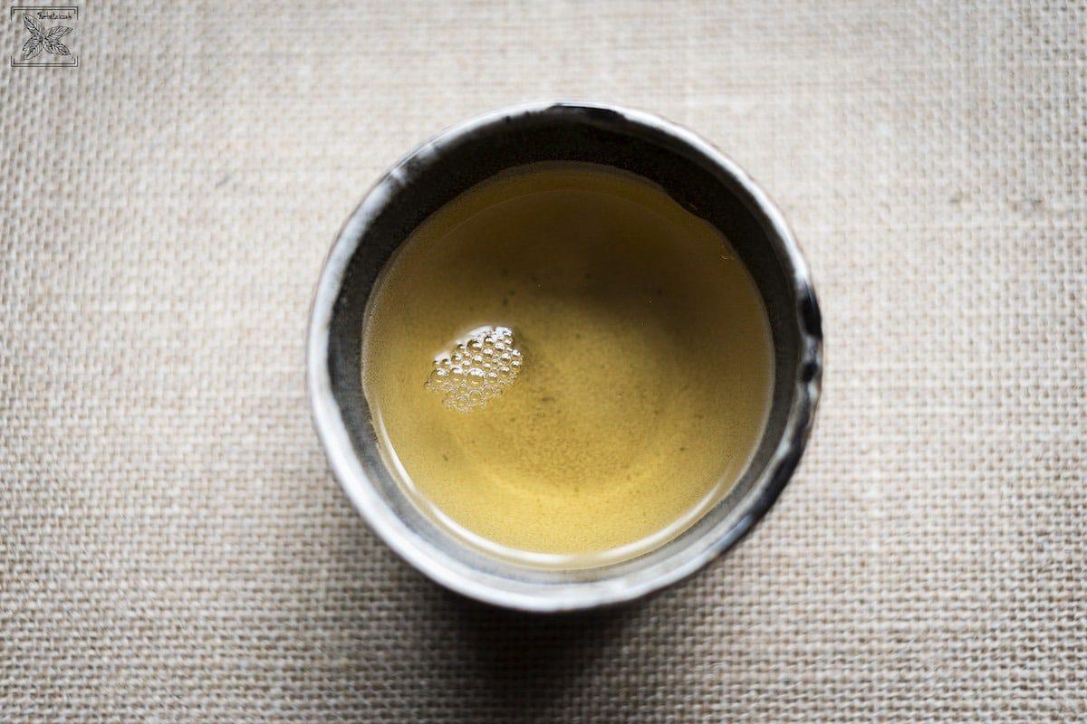 Herbata Darjeeling Phoobsering 2018, drugie parzenie