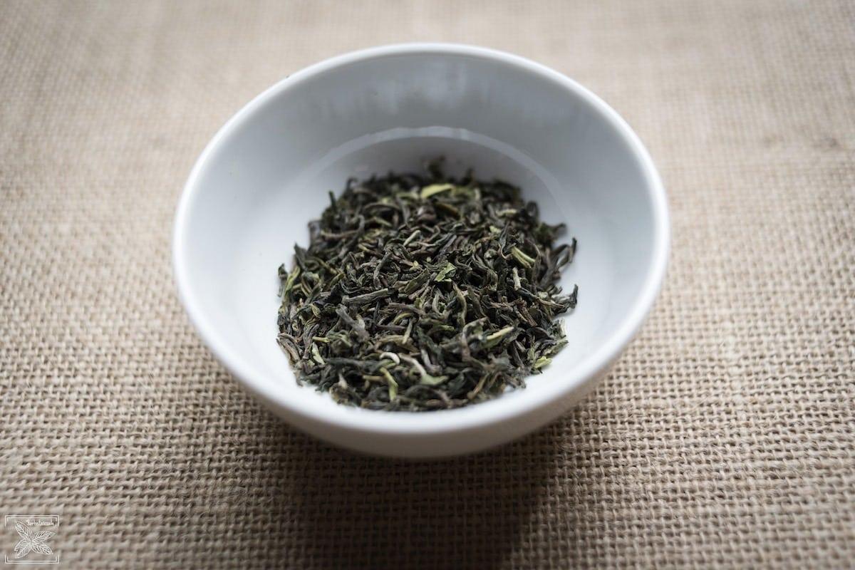 Herbata Darjeeling Phoobsering 2018, liście