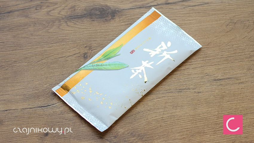 Herbata zielona japońska Japan Shincha Kirishima 2020
