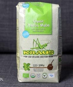 Yerba mate Kraus Pure Leaf 500g
