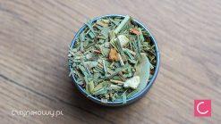 Herbata ziołowa misia koali organiczna
