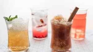 4 najlepsze sposoby na mrożoną herbatę - przepisy