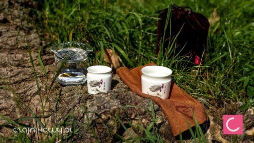Najlepszy podróżny zestaw do parzenia herbaty 130ml
