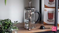 French Press do herbaty i kawy 1000ml