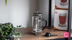 French Press do herbaty i kawy 350ml