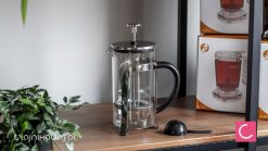 French Press do herbaty i kawy 600ml