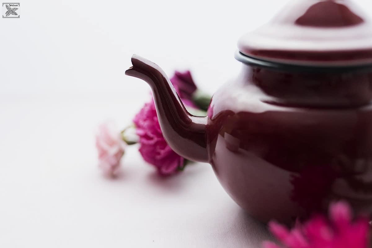 Ruanda FOP Rukeri - czarna herbata: parzenie