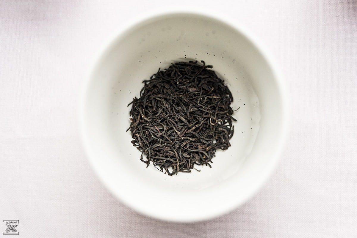 Ruanda FOP Rukeri - czarna herbata: susz