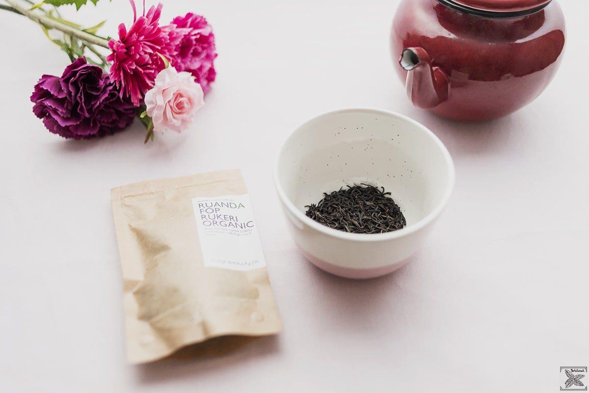 Herbata czarna Rwanda Rukeri