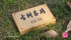 Herbata czerwona pu-erh Meng Hai Zhuan Cha 500g