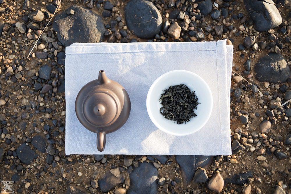 Herbata Puchong Green Oolong organiczna: przygotowanie do parzenia