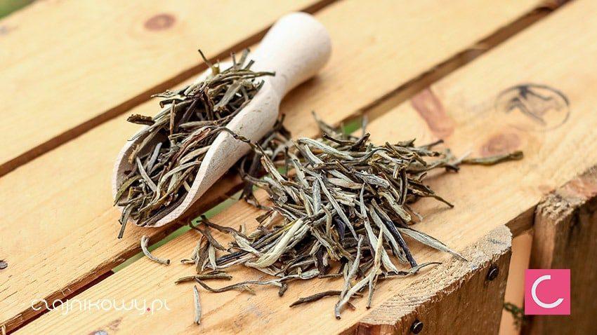 Herbata żółta Huang Ya Yellow Tips