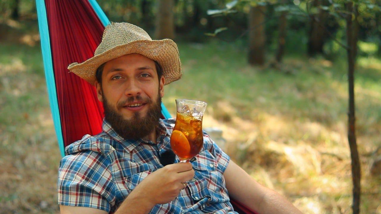 Przepis na oryginalną Sweet Ice Tea z Texasu