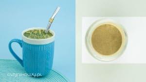 Przepis na rozgrzewającą yerba mate z alkoholem na jesień i zimę