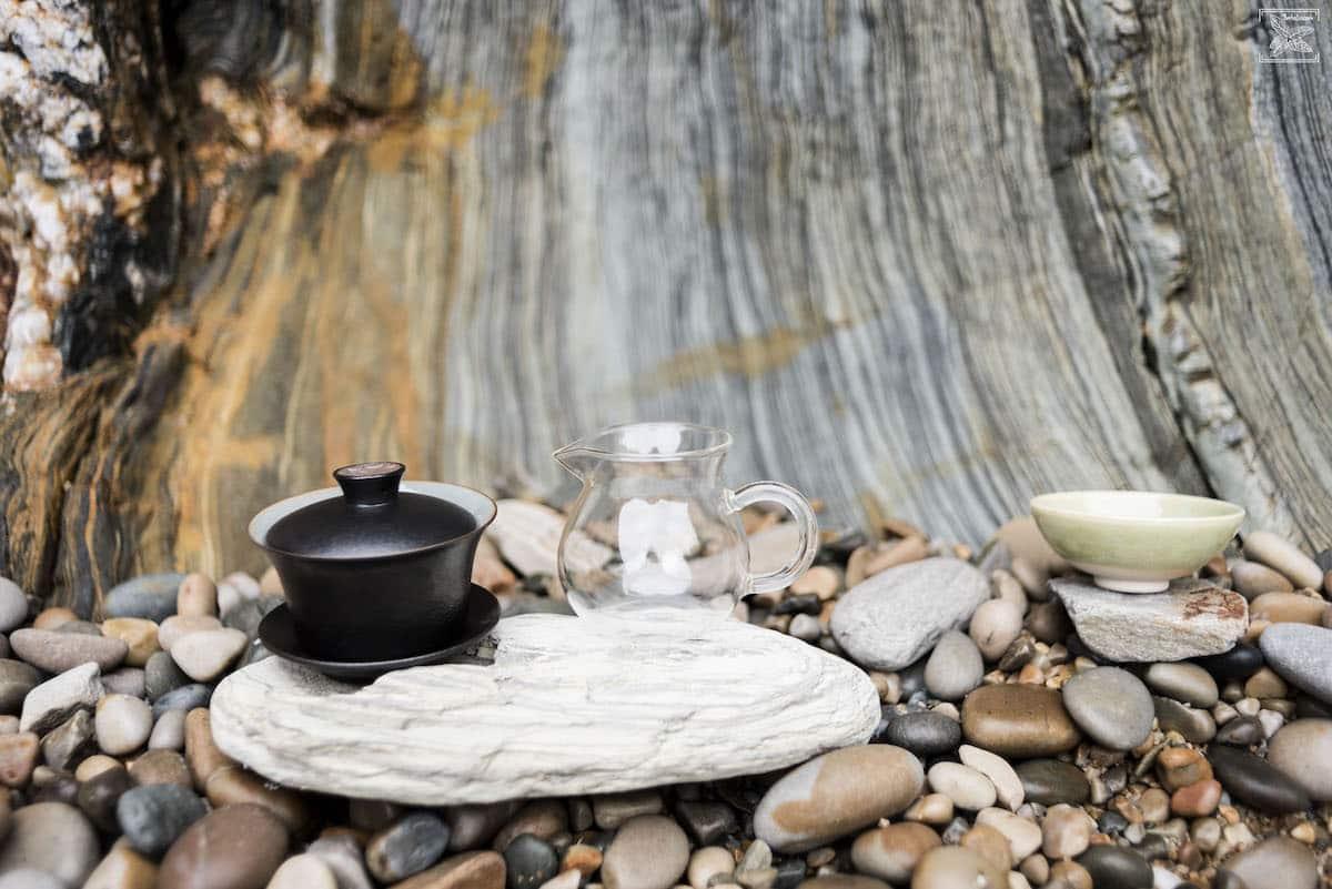 Herbata Vietnam Golden Tippy organiczna: parzenie w terenie