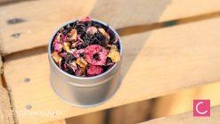 Herbata czarna Malinowa