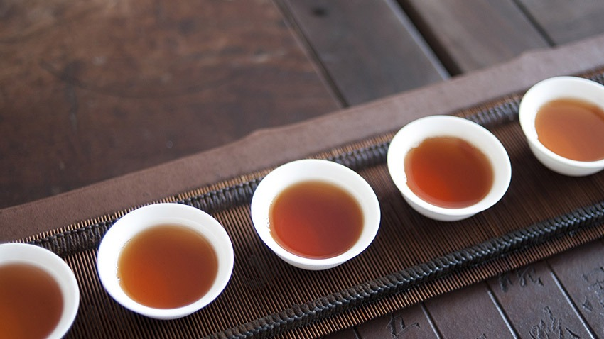 Herbata Da Hong Pao oolong