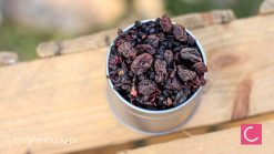 Herbata owocowa jeżynowa