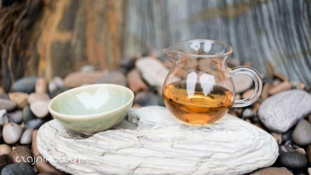 Wietnamska herbata Golden Tippy organiczna: parzenie, opinie