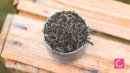 Herbata zielona Jaśminowa Mao Jian organiczna