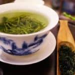 Herbata zielona Lu An Gua Pian