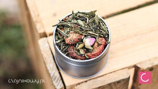 Herbata zielona Sylwestrowa