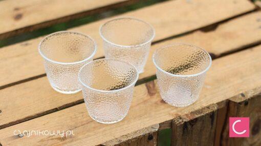 Szklana czarka do herbaty Oriental 50ml 1 sztuka