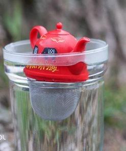 Zaparzacz czajniczek pływający