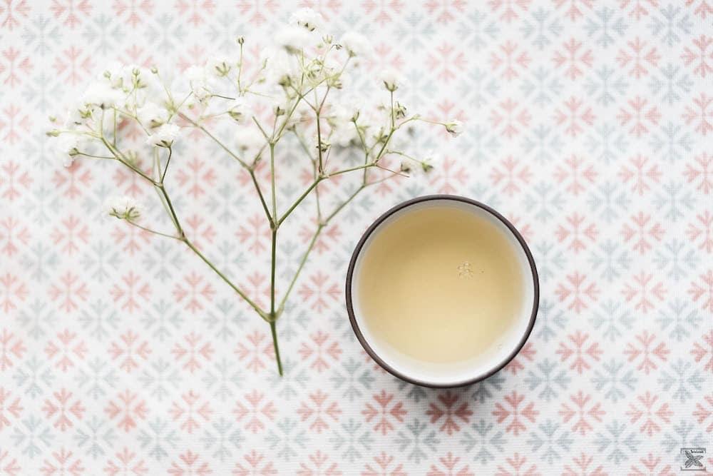 Herbata prasowana Zhangping Shui Xian: pierwsze parzenie