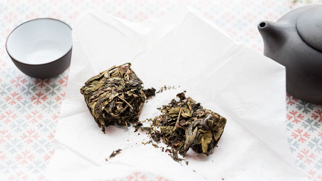 Herbata prasowana Zhangping Shui Xian: parzenie, opinie