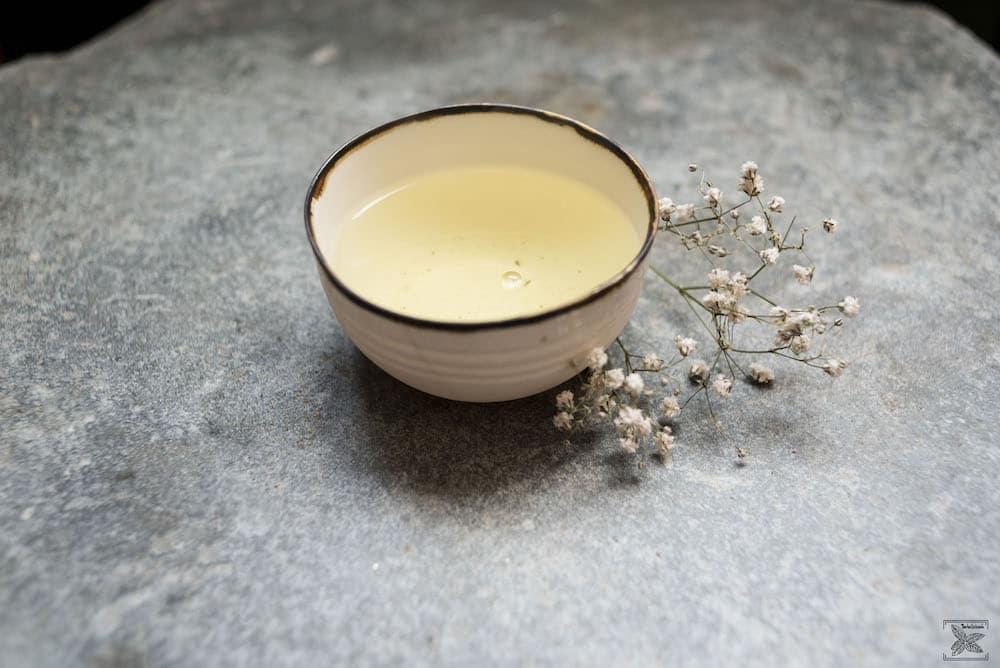 Zielona japońska herbata Bancha: napar