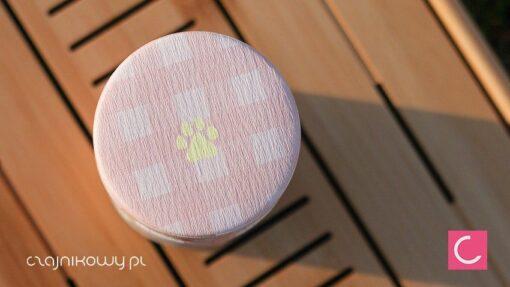 Puszka na herbatę japońska w pieski 70g