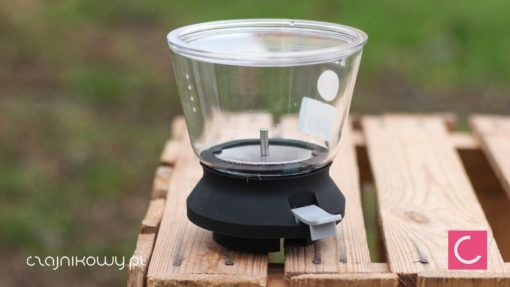 Zaparzacz szklany do herbaty Hario Tea Dripper 350ml