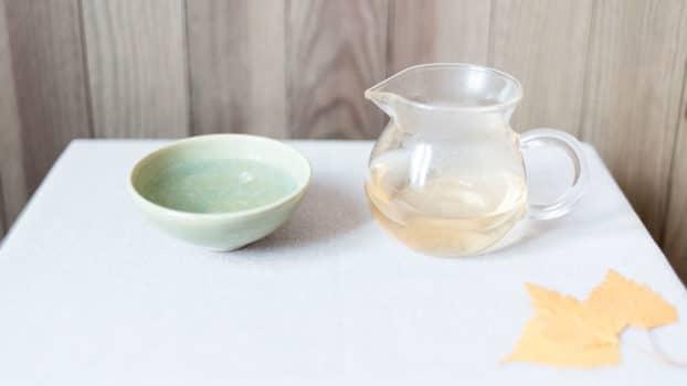 Zielona herbata z Fujian - Oczy Fenixa