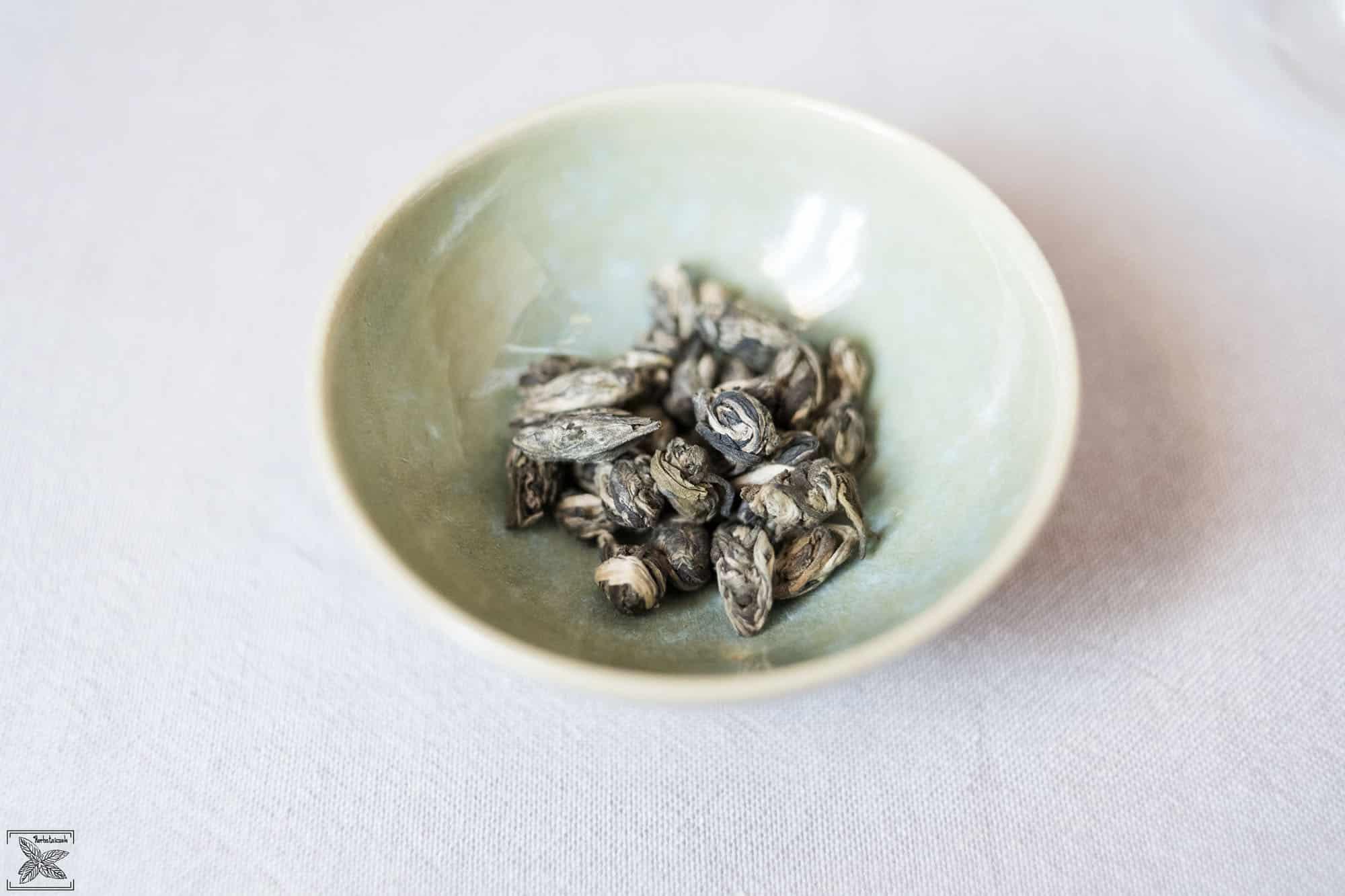 Zielona herbata z Fujian - Oczy Fenixa: liście (susz)