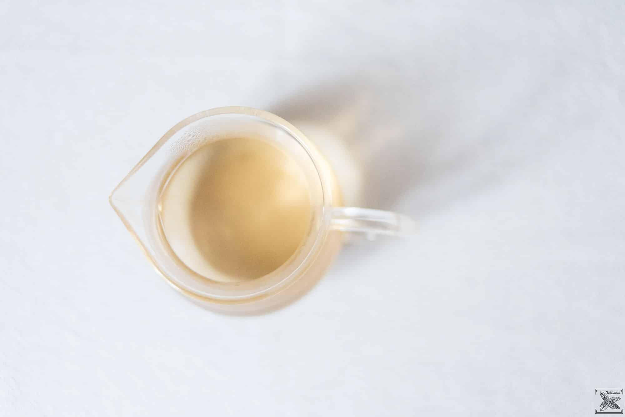 Zielona herbata z Fujian - Oczy Fenixa: drugie parzenie herbaty
