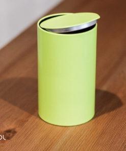 Puszka na herbatę zielona 80g