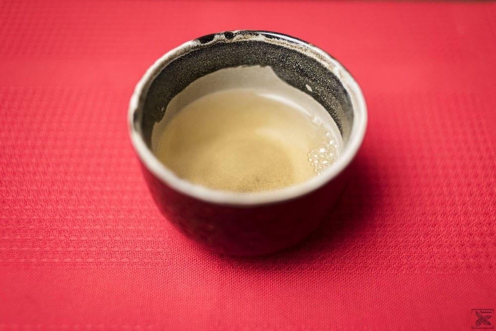 Herbata zielona Java Sunda Purwa: kolor naparu