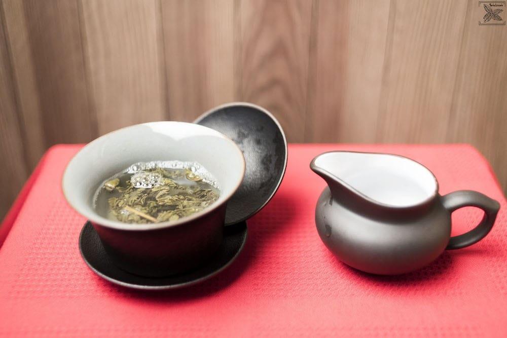 Herbata zielona Java Sunda Purwa: parzenie herbaty