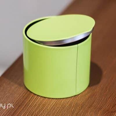 Puszka na herbatę zielona 40g