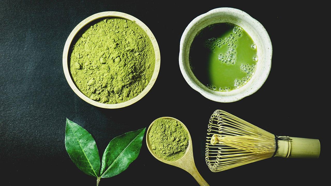 Herbata matcha: antyoksydanty (zawartość i porównanie)