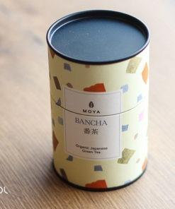 Herbata zielona Moya Bancha organiczna puszka 60g